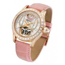 Réplica Chopard damas Diamante Tourbillon Limited Edicion Reloj