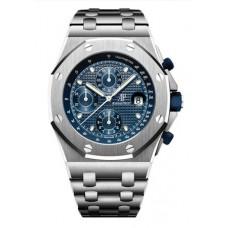 Réplica Audemars Piguet Royal Oak Offshore Self-Winding Cronografo Acero inoxidable Reloj