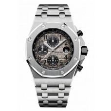 Réplica Audemars Piguet Royal Oak Offshore Cronografo Platinum Reloj