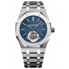 Réplica Audemars Piguet Royal Oak Tourbillon Extra-thin Titanium Reloj