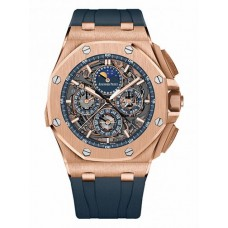 Réplica Audemars Piguet Royal Oak Offshore Grande Complication Rosa oro Reloj