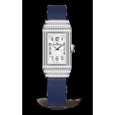 Réplica Jaeger-LeCoultre 3363401 Reverso One Joaillerie Oro blanco/Diamante/MOP