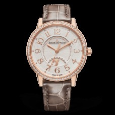Réplica Jaeger-LeCoultre 3442440 Rendez-Vous Night & Day Medium Oro rosado/Diamante/plata
