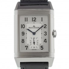 Réplica Jaeger LeCoultre Reverso Classic Duoface Hombres Hand Wound Reloj