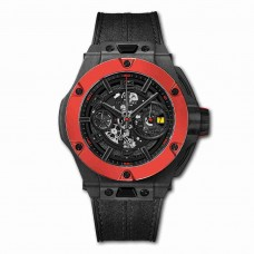Réplica Hublot Big Bang Ferrari Cronografo Unico Carbon Red Ceramic 45mm