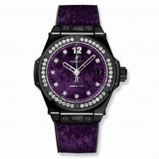 Réplica Hublot Big Bang One Click Italia Independent Purpura Velvet 39mm