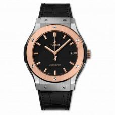 Réplica Hublot Titanium King Gold Classic Fusion Rosa oro Relojes