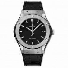 Réplica Hublot Titanium 45mm Classic Fusion Titanium Relojes