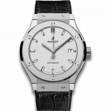 Réplica Hublot Titanium Opalin 45mm Classic Fusion Automatico Relojes