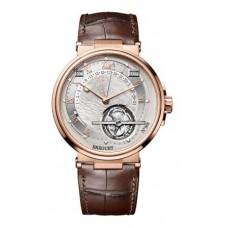 Réplica Breguet Marine Equation Of Time Perpetual Tourbillon 43.9mm hombre Reloj