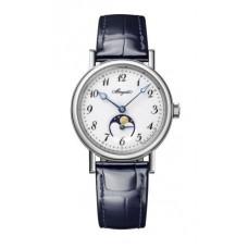 Réplica Breguet Classique Automatico Moonphase 30mm Reloj de senoras