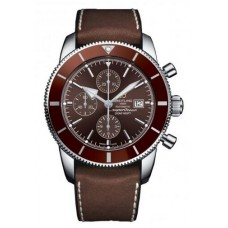 Réplica Breitling Superocean Heritage II Cronografoe Acero inoxidable Reloj