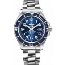 Réplica Breitling Superocean II 42 Automatico Hombres Reloj