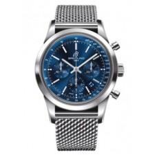 Réplica Breitling Transocean Cronografo Limited Edicion Acero inoxidable Reloj