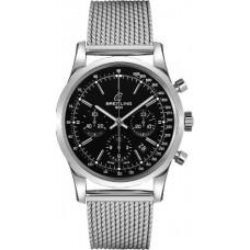 Réplica Breitling Transocean Cronografo Reloj