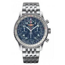 Réplica Breitling Navitimer Cosmonaute Acero inoxidable Reloj
