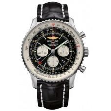 Réplica Breitling Navitimer GMT Acero inoxidable Reloj
