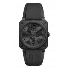 Réplica Bell & Ross BR 03 92 Negro Camo Reloj