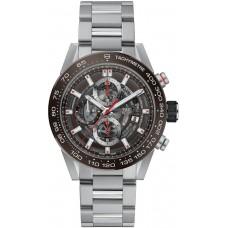 Réplica Tag Heuer Carrera Cronografo Automatico Hombres Reloj CAR201U.BA0766