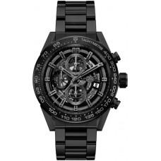 Réplica Tag Heuer Carrera Automatico Cronografo Hombres Reloj CAR2A91.BH0742