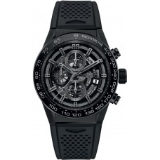 Réplica Tag Heuer Carrera Cronografo Automatico Hombres Reloj CAR2A91.FT6071