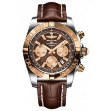 Réplica Breitling Chronomat 44 Acero inoxidable & oro Reloj