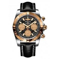 Réplica Breitling Chronomat 41 Acero inoxidable & oro Reloj