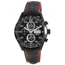 Réplica Tag Heuer Carrera Cronografo Automatico Hombres Reloj CV2A81.FC6237
