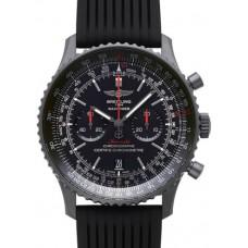 Réplica Breitling Navitimer 01 46mm NegroAcero Reloj