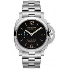 Réplica Panerai Luminor Marina 1950 3 Days Automatico Acciaio 42mm PAM00722 Reloj