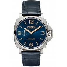Réplica Panerai Luminor Due 3 Days Automatico Titanio 45mm PAM00729 Reloj