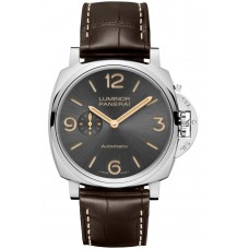 Réplica Panerai Luminor Due 3 Days Automatico Acciaio 45mm PAM00739 Reloj