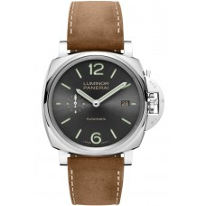 Réplica Panerai Luminor Due 3 Days Automatico Acciaio 42mm PAM00904 Reloj
