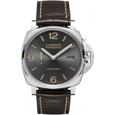 Réplica Panerai Luminor Due 3 Days Automatico Acciaio 45mm PAM00943 Reloj