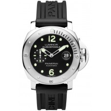 Réplica Panerai Luminor Submersible Automatico Acciaio 44mm PAM01024 Reloj