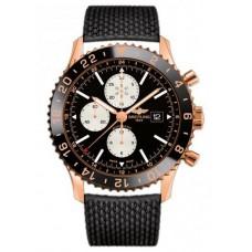 Réplica Breitling Chronoliner Rosa oro Reloj