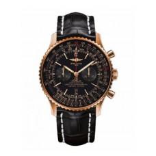 Réplica Breitling Navitimer 01 46mm Rosa oro Reloj