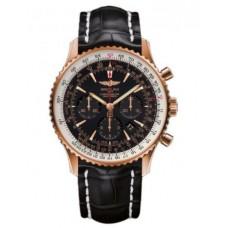 Réplica Breitling Navitimer 01 Rosa oro Reloj