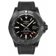 Réplica Breitling Avenger Negrobird Negro Titanium - Volcano Negro Reloj