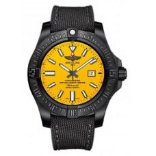 Réplica Breitling Avenger Negrobird Limited Edicion Titanium Reloj