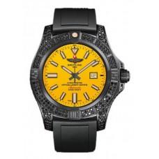 Réplica Breitling Avenger Negrobird 44 Titanium Reloj