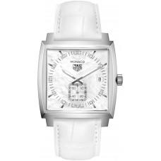 Réplica Tag Heuer Monaco Quartz Reloj de senoras WAW131B.FC6247