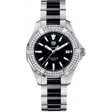 Réplica Tag Heuer Aquaracer Reloj de senoras WAY131E.BA0913