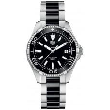 Réplica Tag Heuer Aquaracer Reloj de senoras WAY131G.BA0913