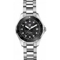 Réplica Tag Heuer Aquaracer Quartz Senoras 35mm Reloj de senoras WAY131M.BA0748