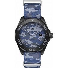 Réplica Tag Heuer Aquaracer Automatico Hombres Reloj WAY208D.FC8221