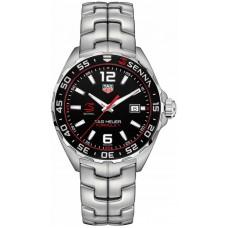 Réplica Tag Heuer Formula 1 Senna Hombres Reloj WAZ1012.BA0883