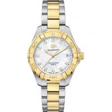 Réplica Tag Heuer Aquaracer Diamante Reloj de senoras WBD1322.BB0320
