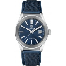 Réplica Tag Heuer Carrera Azul Dial Midsize Reloj WBG1310.FT6115