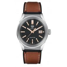 Réplica Tag Heuer Carrera Negro Dial Midsize Reloj WBG1311.FT6116